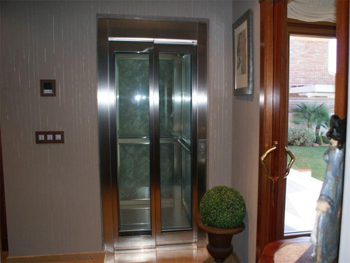 elevador para edificios