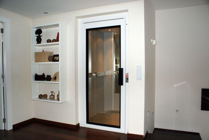 Elevador viviendas pemih ascensores - Ascensores para viviendas unifamiliares ...