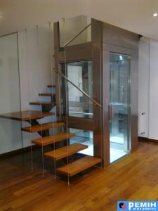 ascensores de cristal