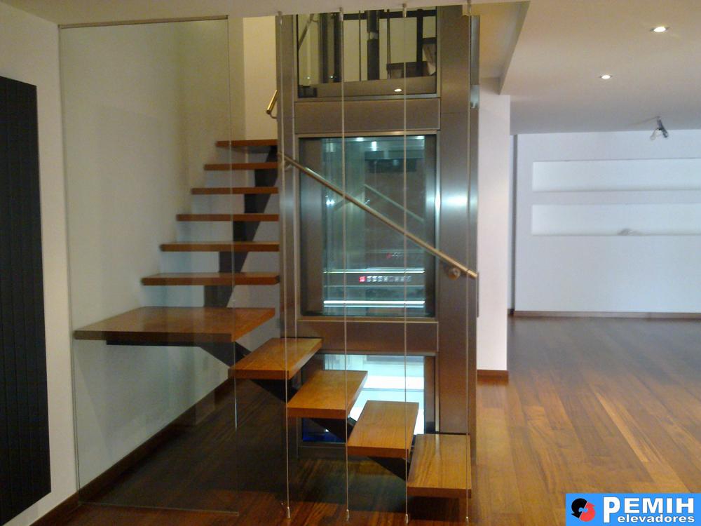 Ascensores related keywords suggestions ascensores - Puertas de cristal ...