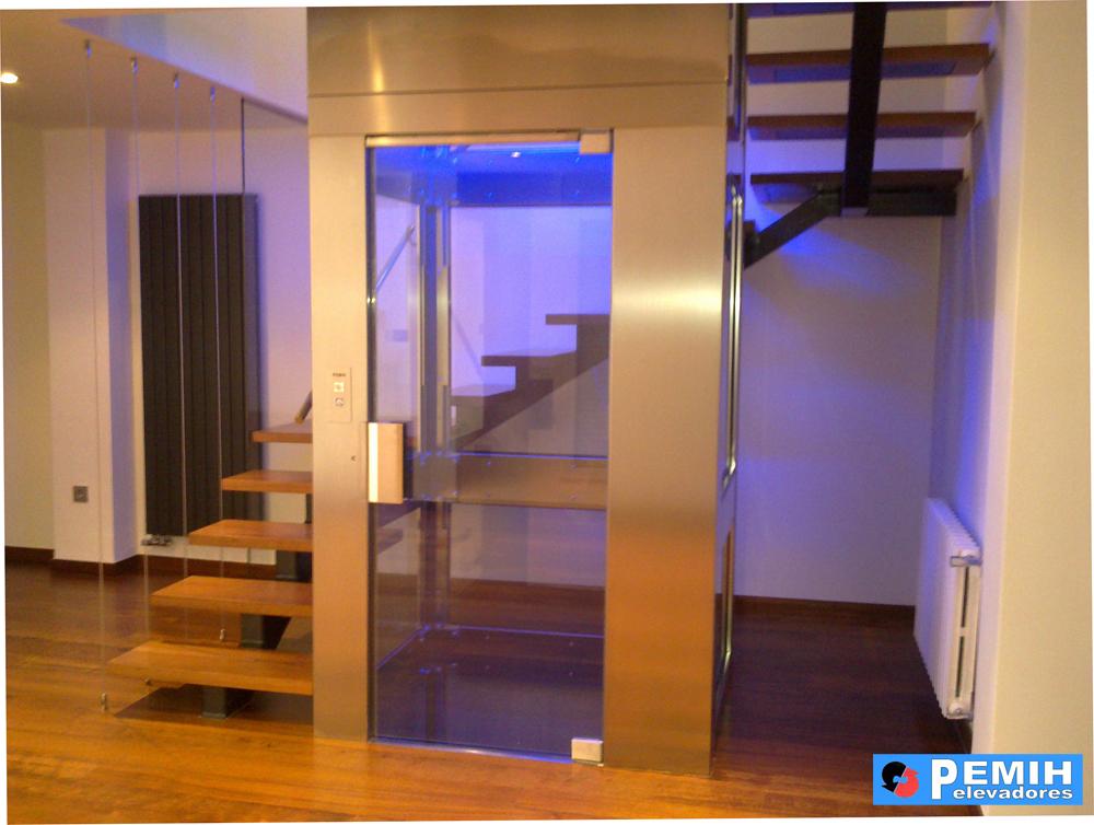 Cuanto cuesta un ascensor unifamiliar good glass home for Poner ascensor en comunidad
