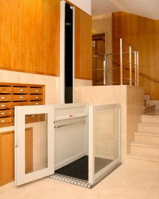 Salvaescaleras archivos pemih elevadores for Salvaescaleras vertical