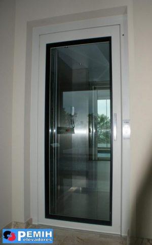 ascensor unifamiliar hidraulico