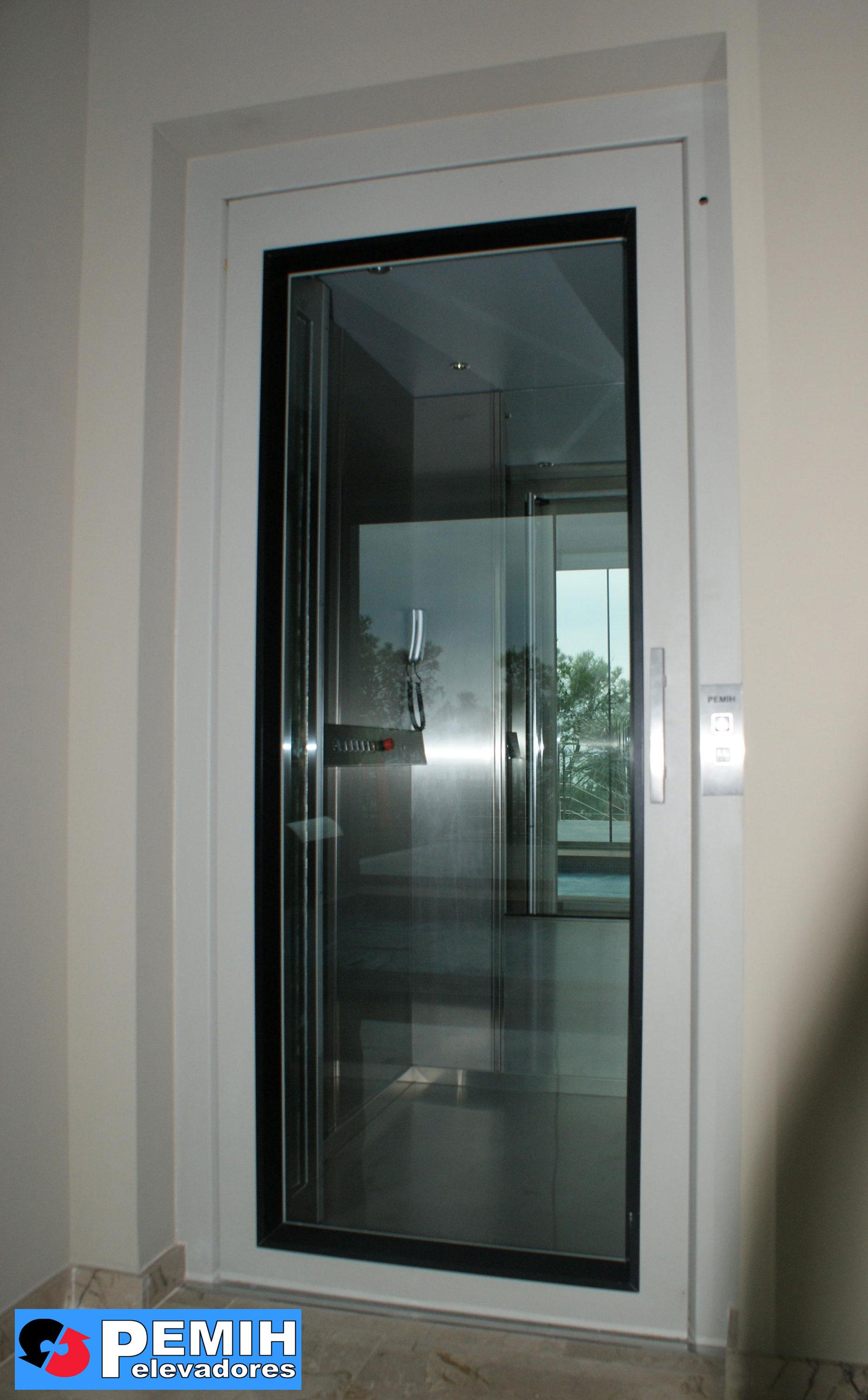 Ascensor unifamiliar pemih elevadores - Ascensores para viviendas unifamiliares ...