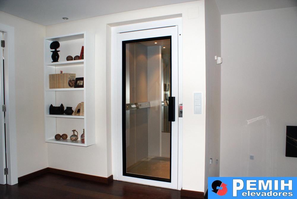 Ascensores para casas pemih ascensores elevadores y - Ascensores para viviendas unifamiliares ...