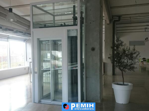 Instalaci n de ascensor en oficinas pemih ascensores - Precio instalacion ascensor ...