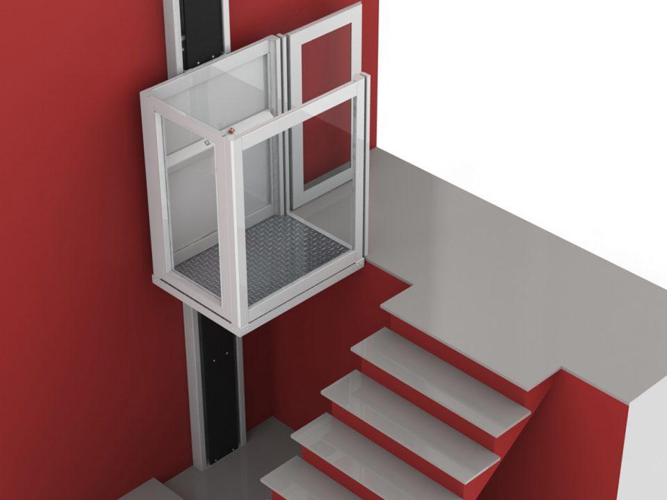 Pemih Plataformas salvaescaleras - elevadores