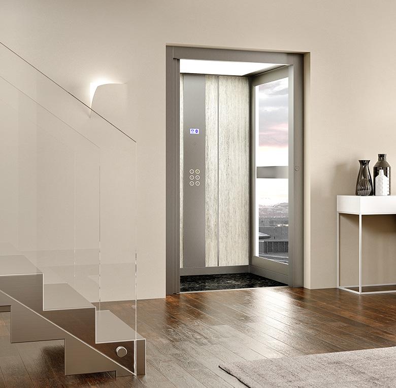 Pemih elevadores y ascensores unifamiliares para viviendas