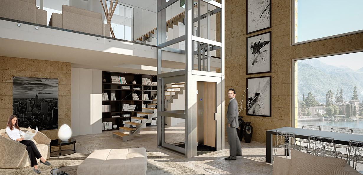 Pemih ascensores y elevadores. Dispone de ascensores unifamiliares en Burriana, Castellón, Oropesa y Benicassim
