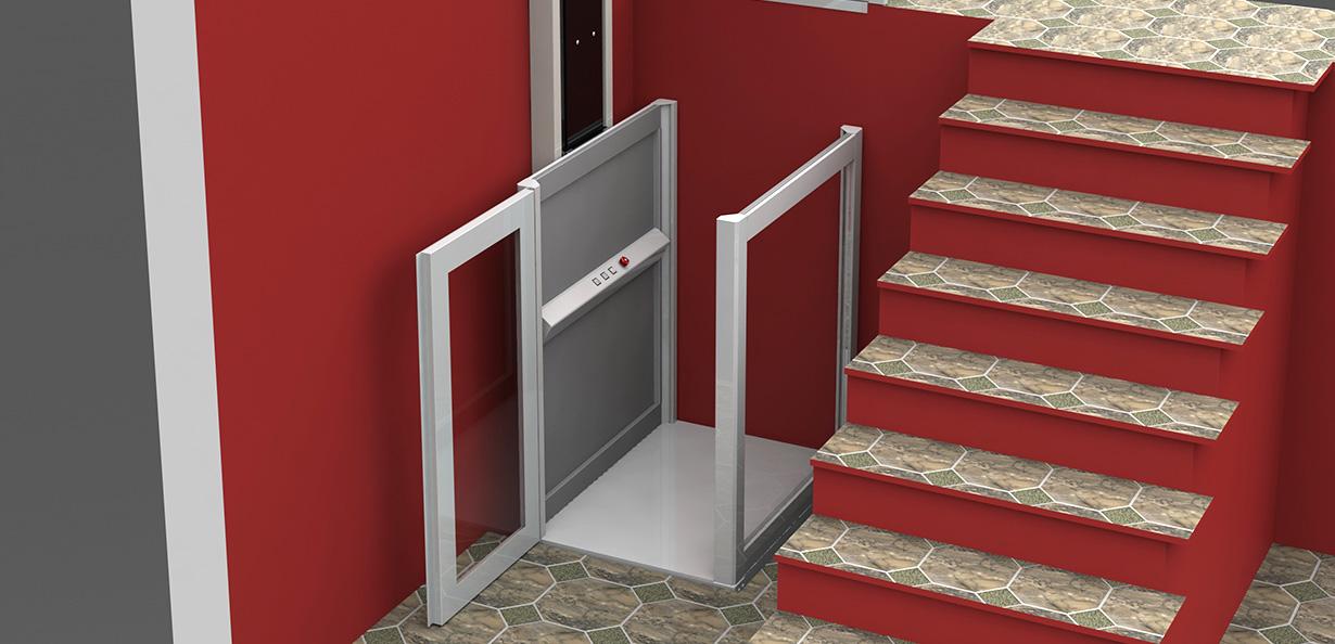 Ascensores de foso reducido para edificaciones con poco espacio