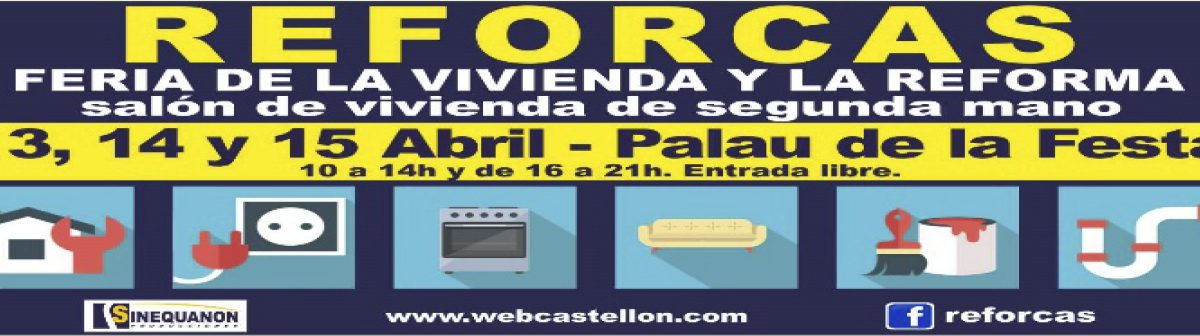 Reforcas Feria de la vivienda y la reforma